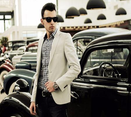 لباس پوشیدن آقایان