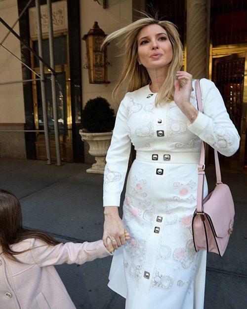 مدل لباس های ایوانکا ترامپ