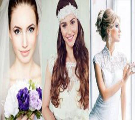 تکنیک های میکاپ عروس اروپایی 2018