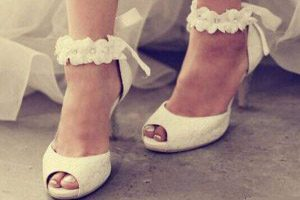 کفش عروس را چطور انتخاب کنیم؟