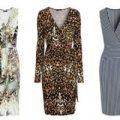 لباس های مهمانی برای خانم های درشت اندام