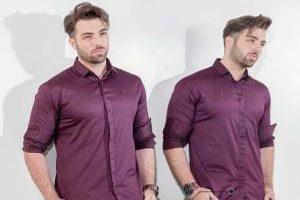 چگونه پیراهن مردانه مناسب انتخاب کنیم؟