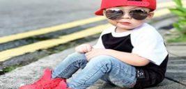 نکاتی برای خوش تیپی کودکان در عید امسال