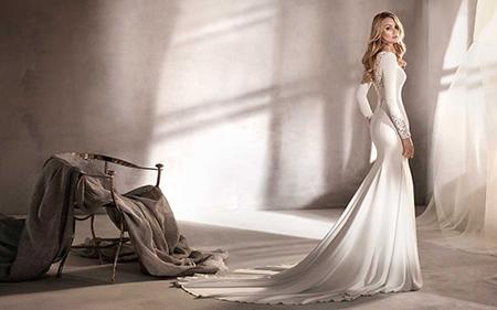 نکاتی برای خرید لباس عروس
