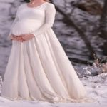 نکاتی برای انتخاب لباس برای عکس دوران بارداری