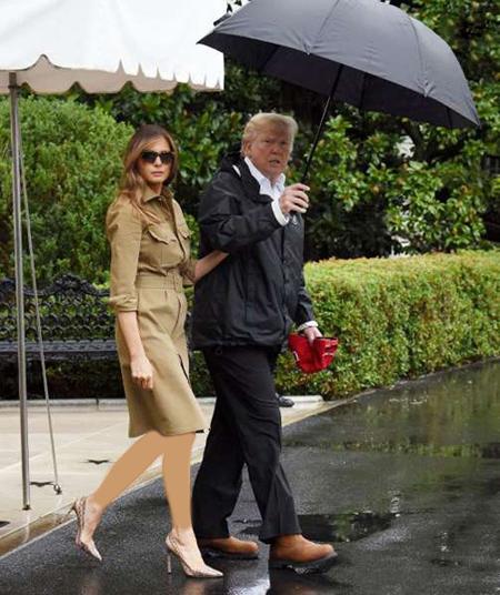 لباس های ملانیا ترامپ