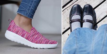 کفش های بارداری