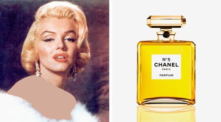 عطر زنان مشهور