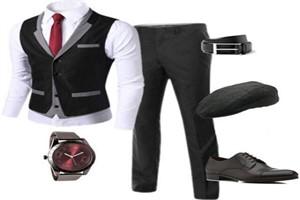 نحوه لباس پوشیدن آقایان چگونه باید باشد؟