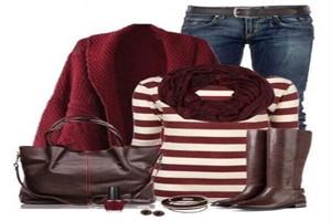 ایده هایی برای طرز لباس پوشیدن در پاییز