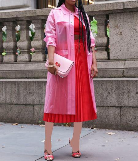 رنگ های مناسب ست لباس