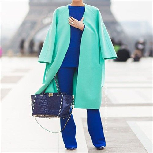 رنگ های مناسب ست لباس که هرگز از مد نمی افتند