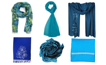 انتخاب شال و روسری
