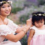ایده های ساده برای ست کردن مادر و دختری