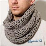 شال گردن اکسسوری زمستانه برای آقایان