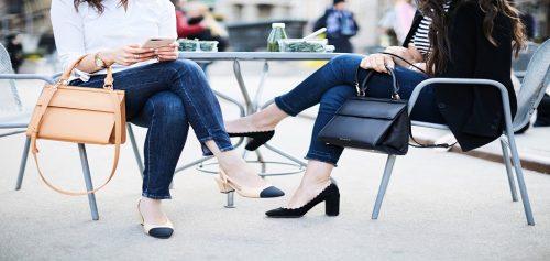 قوانین مهم قبل از ست کردن کیف و کفش برای خانمها