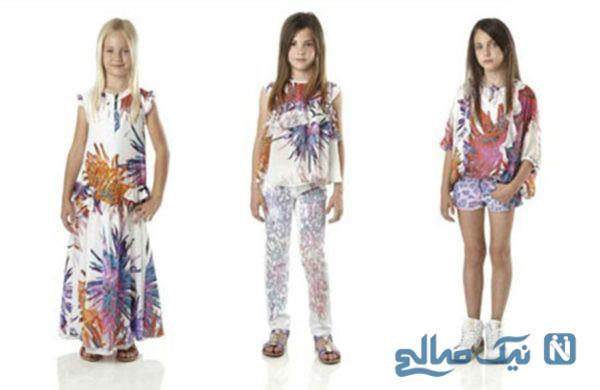 مدل لباس های پاییزی دخترانه