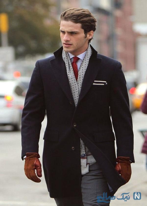 استایل زیبای مردانه