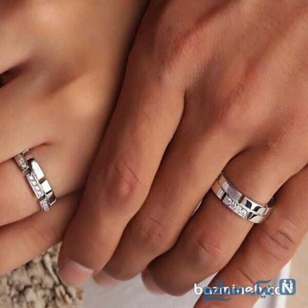 انتخاب جواهر ، حلقه ساده یا نگین دار