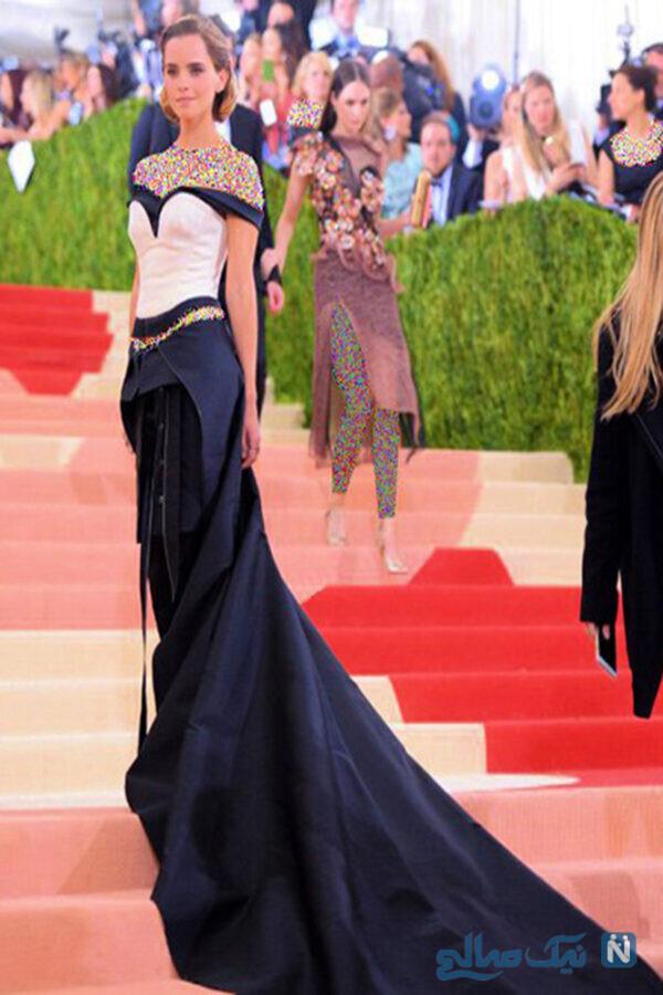 مدل لباس اما واتسون