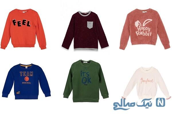 خرید لباس بچگانه برای زمستان