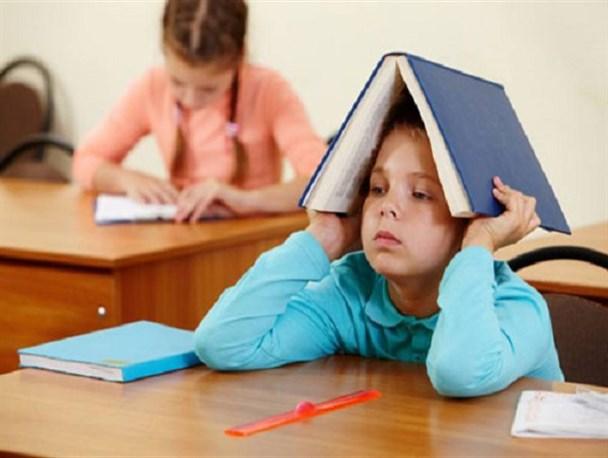 اختلال در یادگیری