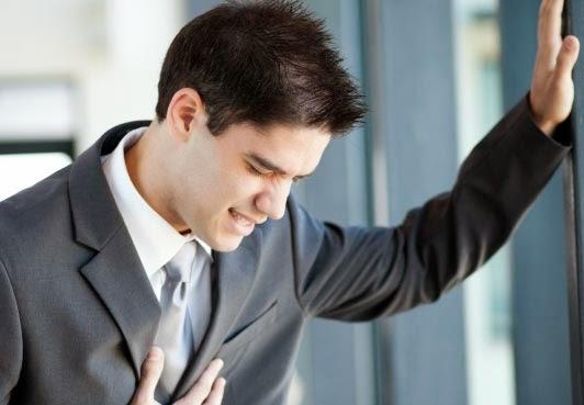 تاثیر استرس بر بدن انسان
