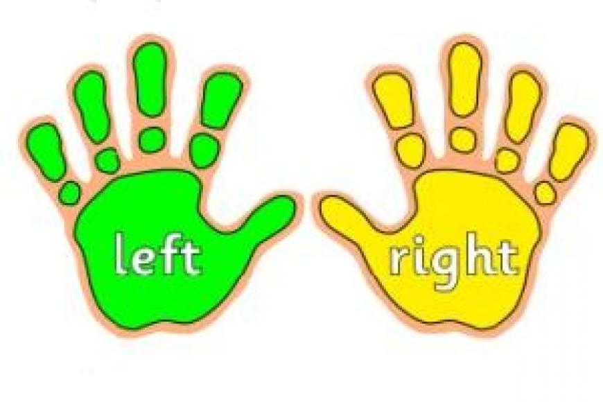 تفاوت چپ دستها با راست دستها