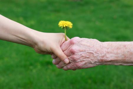 تنهایی در دوران سالمندی