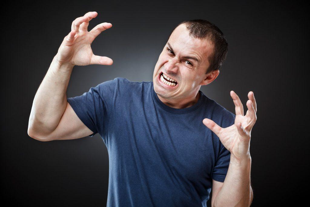 خشم چیست