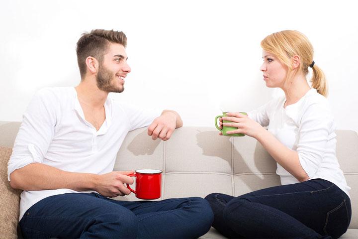 رابطه بین دختر و پسر