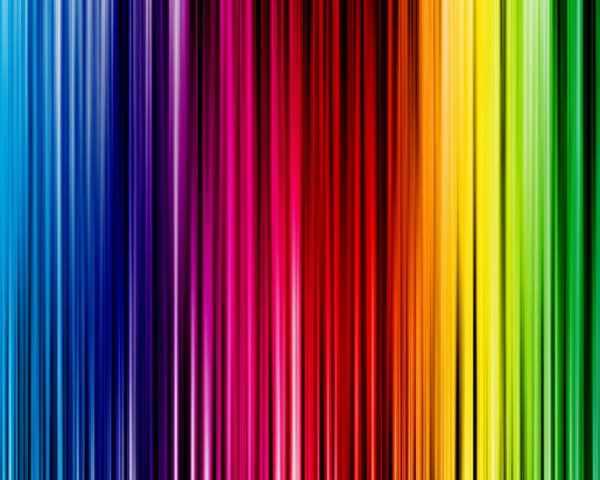 تاثیر رنگ ها بر انسان