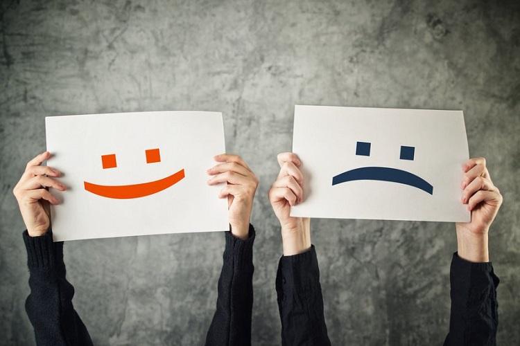 شادی و افسردگی