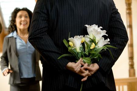 روانشناسی هدیه دادن گل