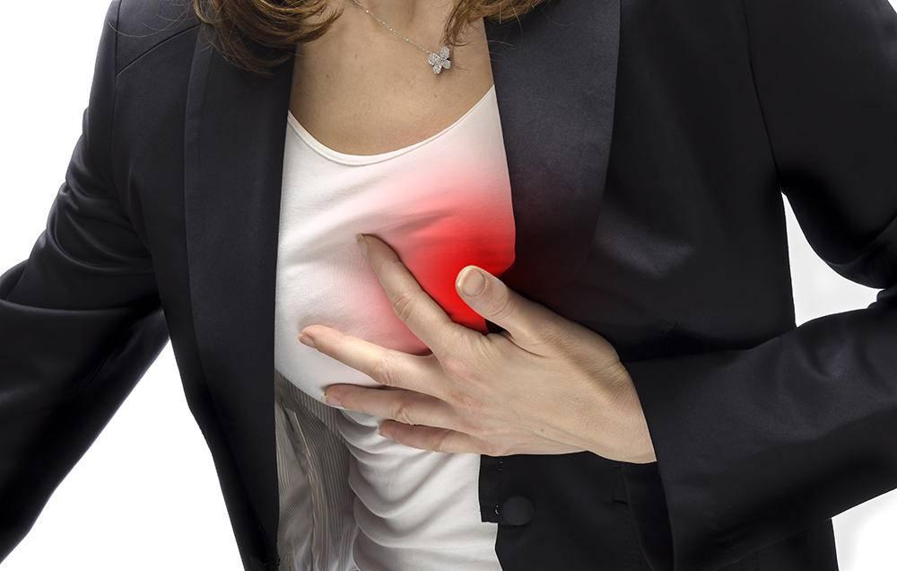 عصبانیت زنان و بیماری قلبی