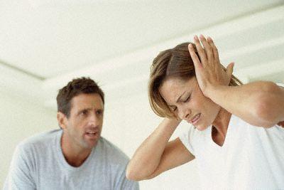 پرخاشگری شوهران