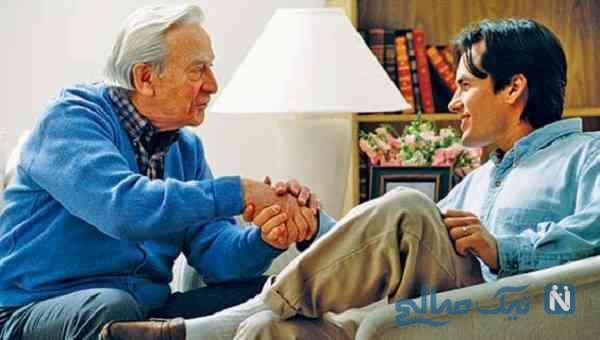 ارتباط با بیماران آلزایمری