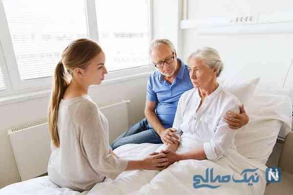 چگونه با بیماران آلزایمری ارتباط برقرار کنیم