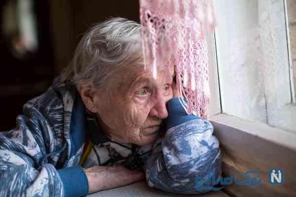 تنهایی در سالمندان