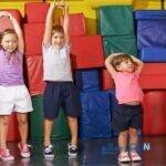 چه نوع ورزشی برای کودکان مناسب است