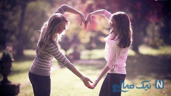 فواید دوست خوب