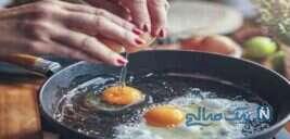 افشای راز شخصیت با روش پخت تخم مرغ