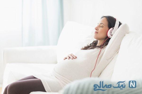 حفظ آرامش در بارداری