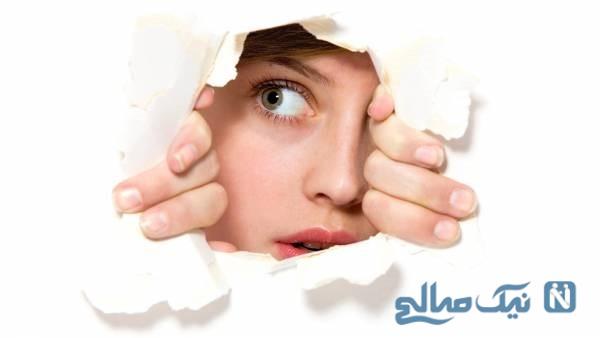 درمان کم رویی و خجالت