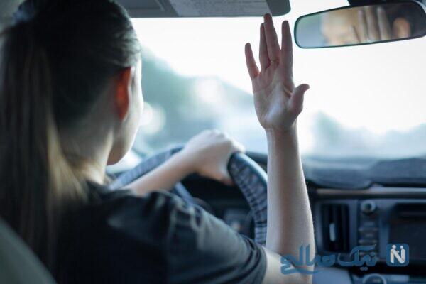 روانشناسی رانندگی