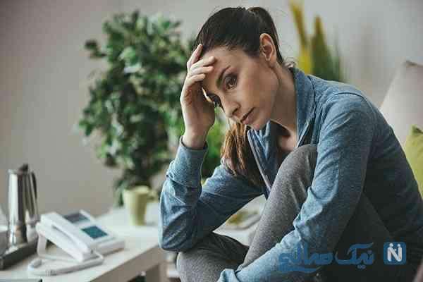 اگر این علائم را دارید افسرده اید!!!