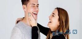 نامزدتان را بخندانید تا بفهمید در سرش چه میگذرد!!!