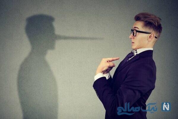 تشخیص دروغ افراد