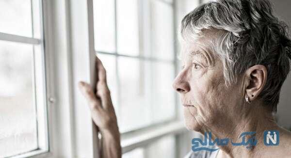 علائم جنون پیری