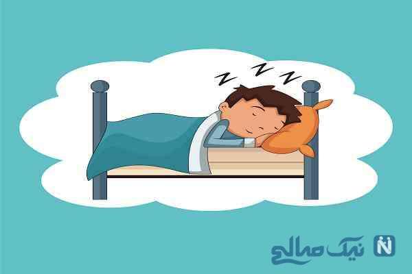 ارتباط بین نحوه خوابیدن و شخصیت افراد